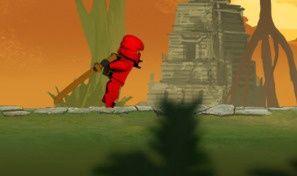 Lego Ninjago Ninja Day