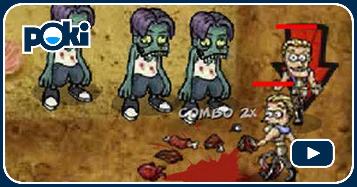 maho contre zombies joue gratuitement sur jeuxjeuxjeuxfr
