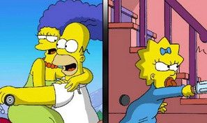 Original game title: Simpson Movie Similarities