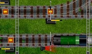 Original game title: Train Traffic Control