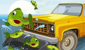 Original game title: Save The Fish