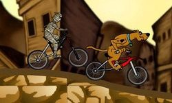 Scooby BMX Action