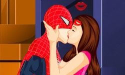 Il Bacio di Spiderman