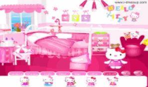 Original game title: Hello Kitty Decoration