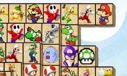 Mario Bros Mahjong
