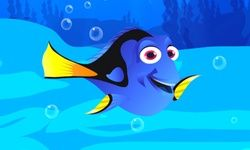 Dory's Fish Tank