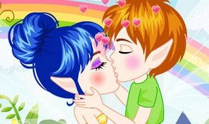 Fairy Kissing