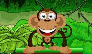 Monkey Jumping Adventure