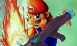 Super Mario Cannon