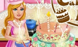 Cake For Barbie