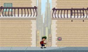 Original game title: High Risk Rescue