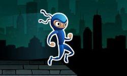 Biegnący Ninja