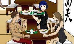 Pelayan Jepang