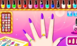 Colorful Manicure Show