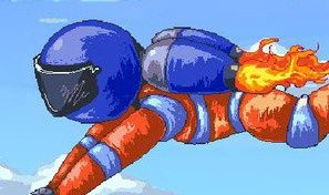Original game title: Little Rocket Dude