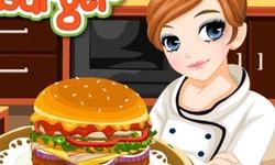 Tessa's Hamburger
