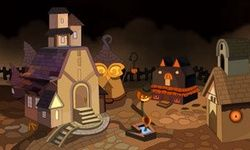 Halloween Village Escape