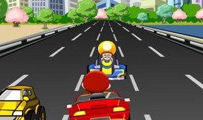 Original game title: Mario Kart City