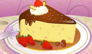 Original game title: Cheesecake Cheer