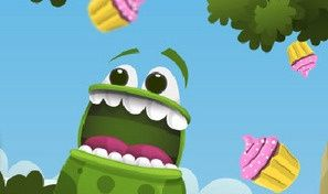 Original game title: Froggy Cupcake