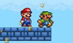 Mario Rapidly Fall