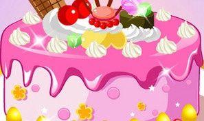 Original game title: Yummy Cake Cooking