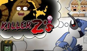Regular Show: Killer Z's