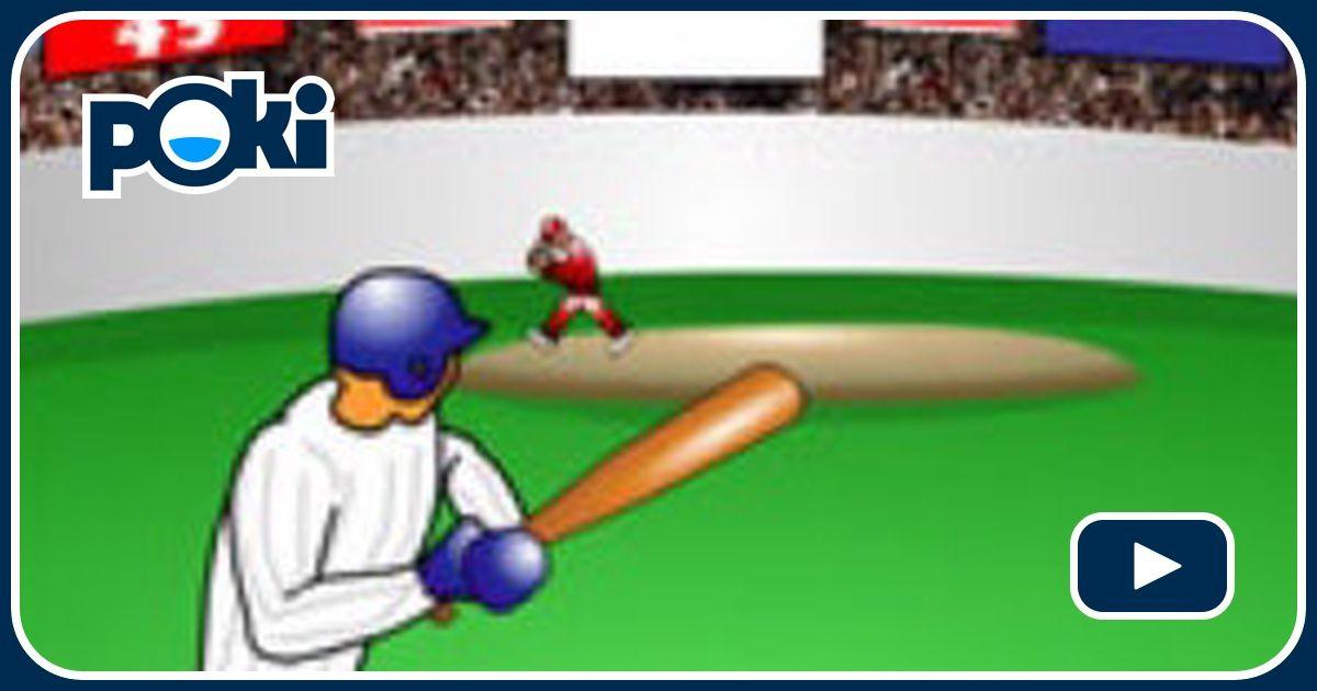 Home Run Rally Game - Baseball Games - GamesFreak
