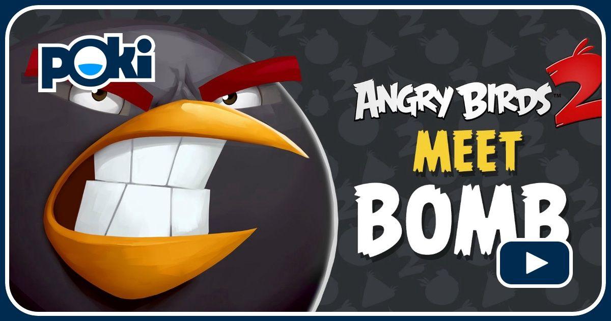 angry birds bomb 2 joue gratuitement sur. Black Bedroom Furniture Sets. Home Design Ideas