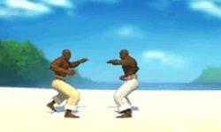 Luchador de Capoeira