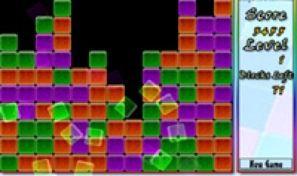 Original game title: Cube Crash