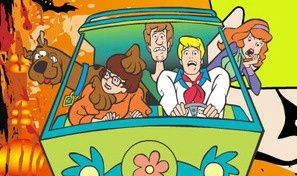 Mystery Machine Ride