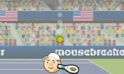 Sports Heads: Tennis Open