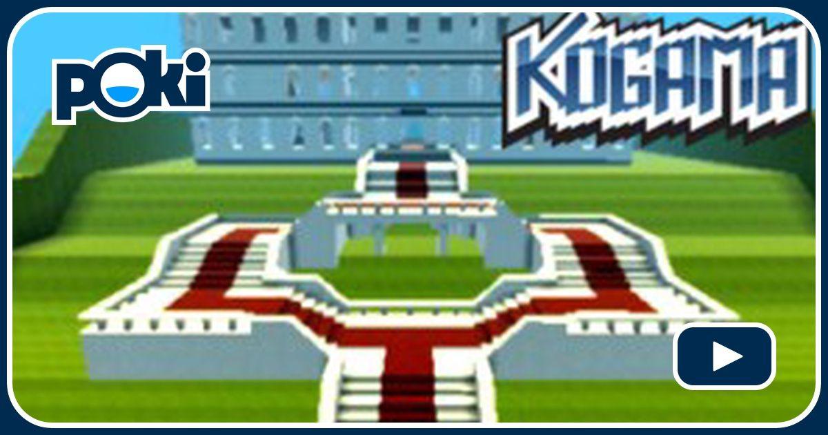 Kogama School Game Escape Games Gamesfreak