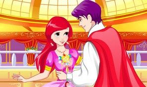Original game title: Princess Dream Dance