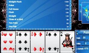 Video Poker Casino Game