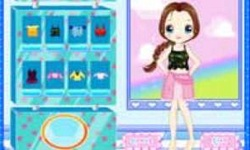 Show Doll Dress Up