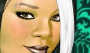 Rihanna Make Up 2