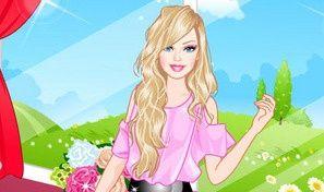 Original game title: Barbie Tea Time