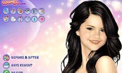 Transformação da Selena Gomez