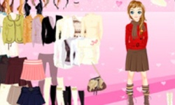 Pink Fashion Dress Up