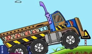 Original game title: Super Truck