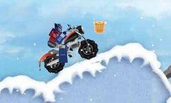 Prime Ice Race
