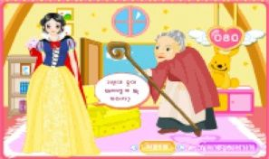 Snow White Dress Up 2