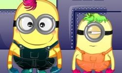 Minion Dress-Up