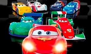 Original game title: Cars 2: World Grand Prix