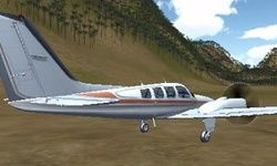 3D Flight Sim