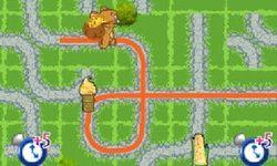 Cheese Chasing Maze