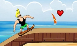 JB: Beach Skating