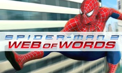 Spiderman Web of Words